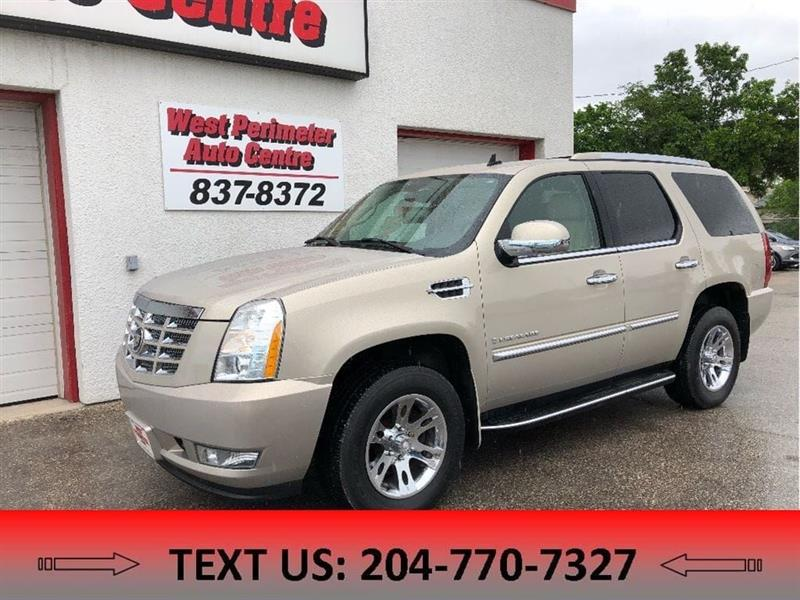 2007 Cadillac Escalade Base #5358-1