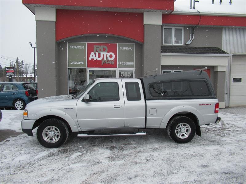 Ford Ranger 2010 SPORT #10146