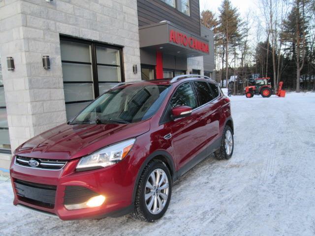 Ford Escape 2014 TITANIUM, AWD, NAV, CUIR, TOIT #.6109A