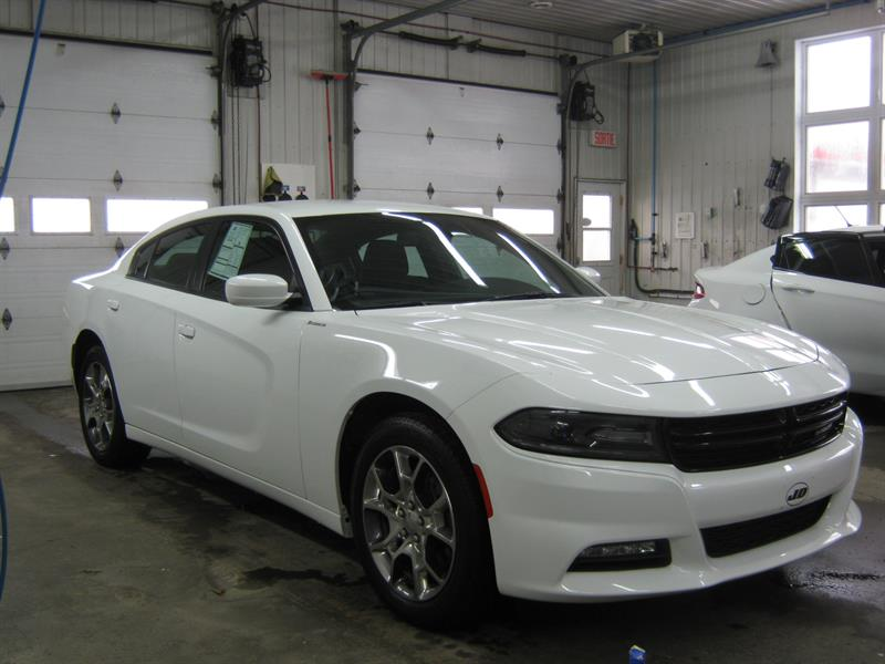 Dodge Charger 2017 4dr Sdn SXT AWD #A4954