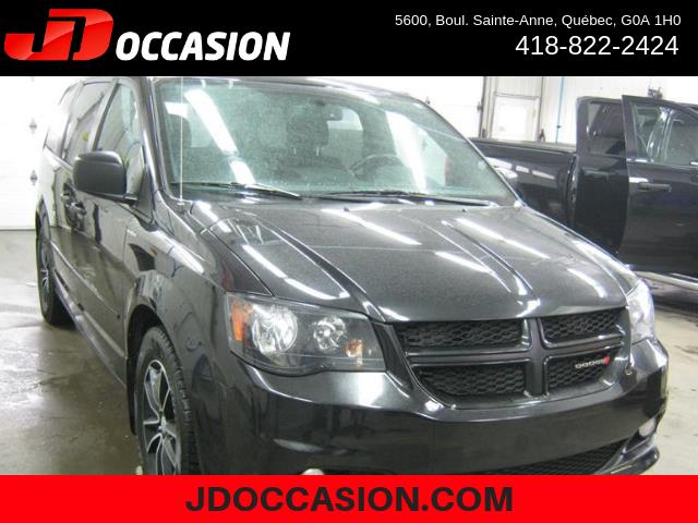 Dodge Grand Caravan 2015 4dr Wgn SXT #80407A