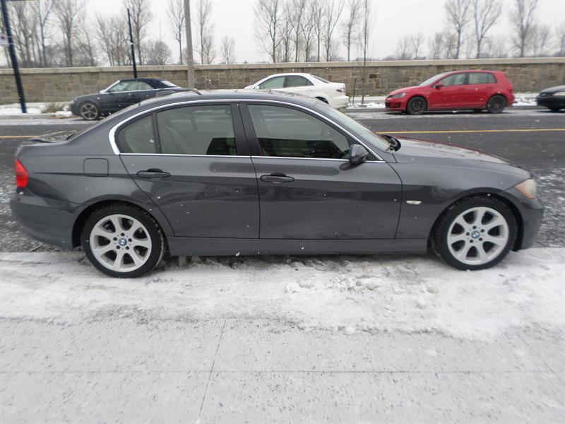 2006 bmw 330xi torque