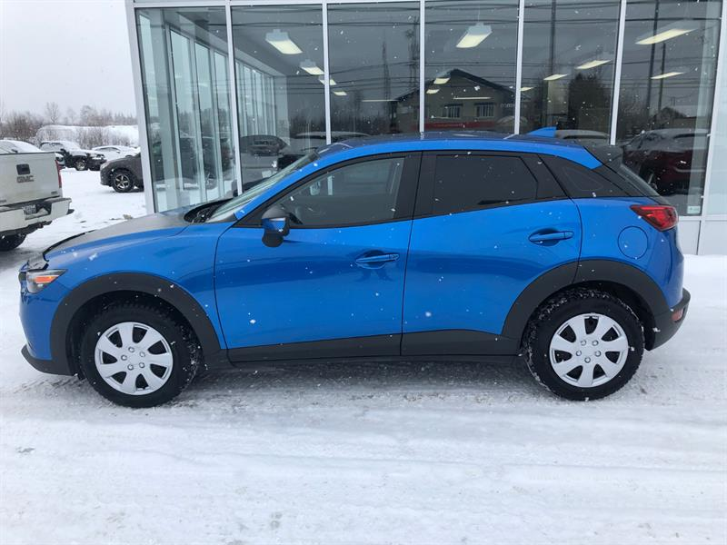 Mazda CX-3 2016 4dr GS-Luxe #A18196