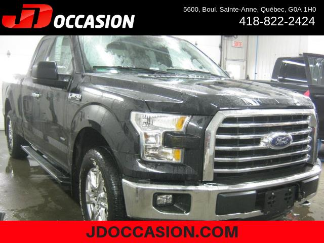 Ford F-150 2016 4WD SuperCab 145 #MI157