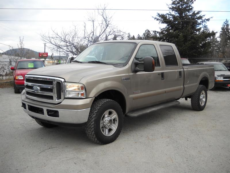 2005 Ford Super Duty F-350 SRW DIESEL ....SOLD.... #8011-1