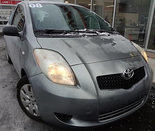 2008 Toyota Yaris 4dr Sdn #P1608A