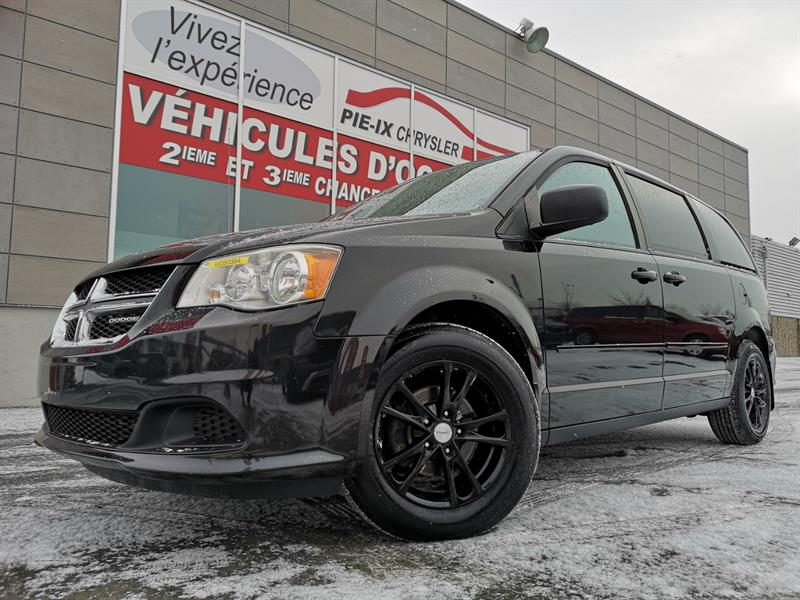 Dodge Grand Caravan 2012 STOWNGO+FULL VITRE ELEC+CLIM-3-ZONE+MAGS+WOW! #UD5039A