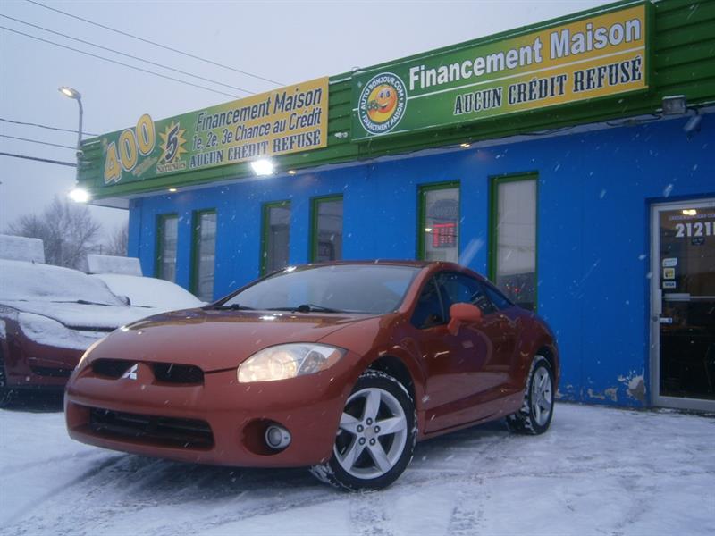 Mitsubishi Eclipse 2008 3dr Cpe GS **sièges chauffants** #18-226