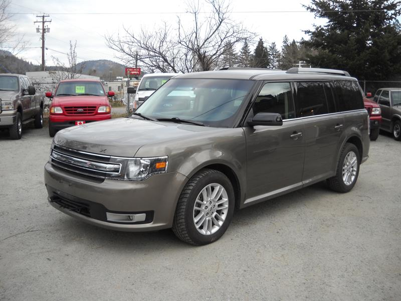 2013 Ford Flex SEL, FLAT TOWABLE #A8029