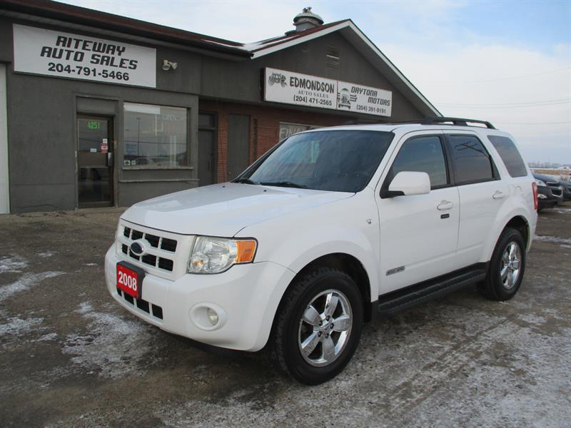 2008 Ford Escape 4WD 4dr V6 Limited #1119