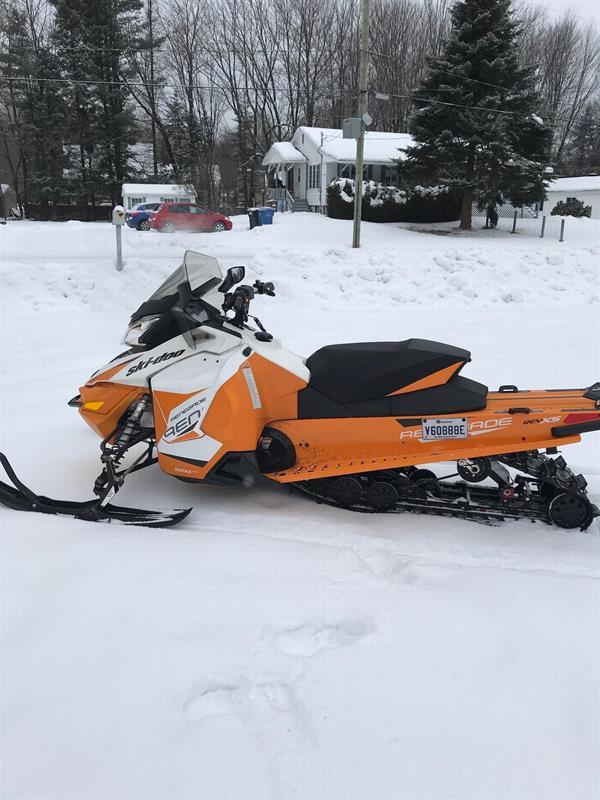 Ski-Doo RENEGADE 600 ETEC 2017