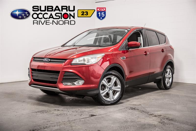 2013 Ford Escape SE AWD EcoBoost MAGS+BLUETOOTH+SIEGES.CHAUFFANTS #190734A