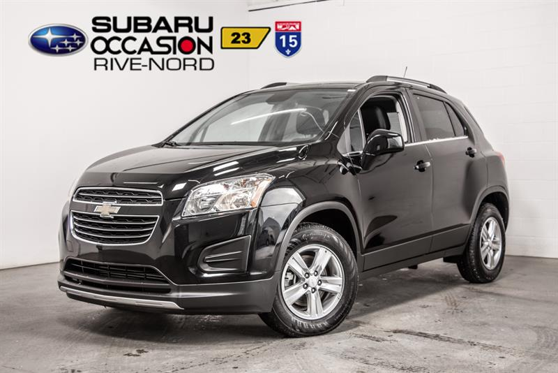 Chevrolet Trax 2016 LT AWD BOSE+TOIT.OUVRANT+SIEGES.CHAUFFANTS #S943573