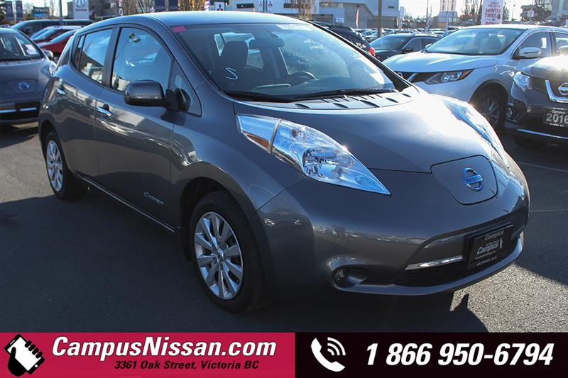 2015 Nissan Leaf   S   w/ Quick-Charge   #JN3099