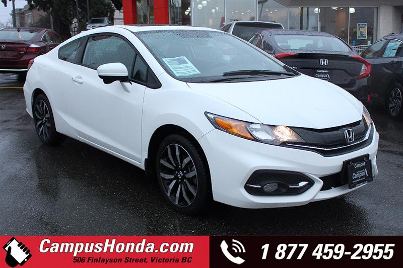 2015 Honda Civic Coupé EX-L 2DR Auto Bluetooth #18-0401A
