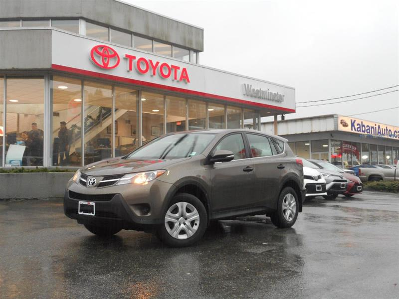 2013 Toyota RAV4 LE AWD #P6720T