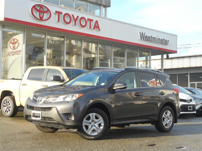 2015 Toyota RAV4 LE Upgrade AWD Package #P6741T