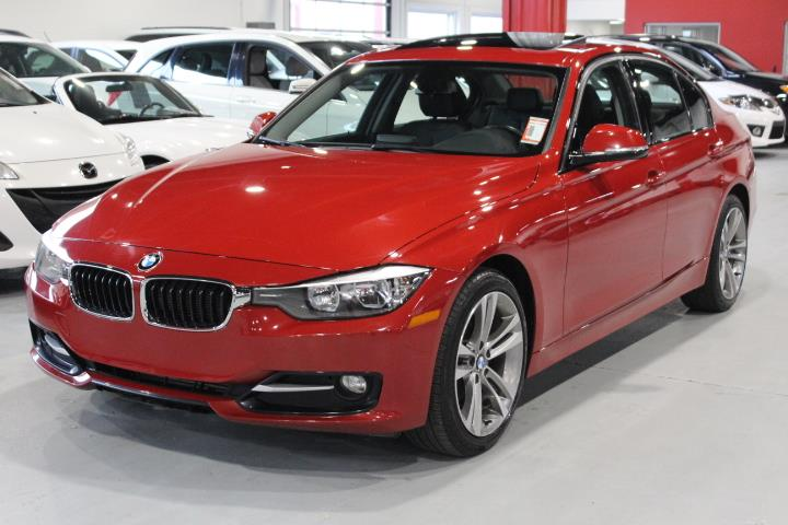 BMW 3 Series 2014 320I XDRIVE 4D Sedan #0000000801