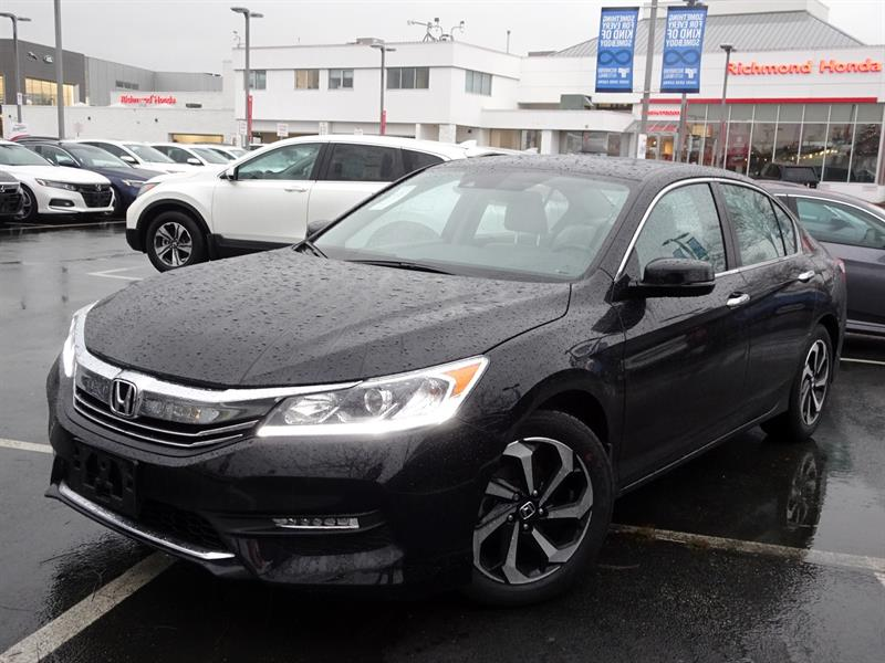 2017 Honda Accord Sedan SE CVT! Honda Certified Extended Warranty to #X0242A