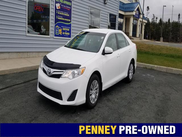 2014 Toyota Camry LE #35089A