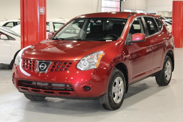 Nissan Rogue 2009 S 4D Utility #0000001212