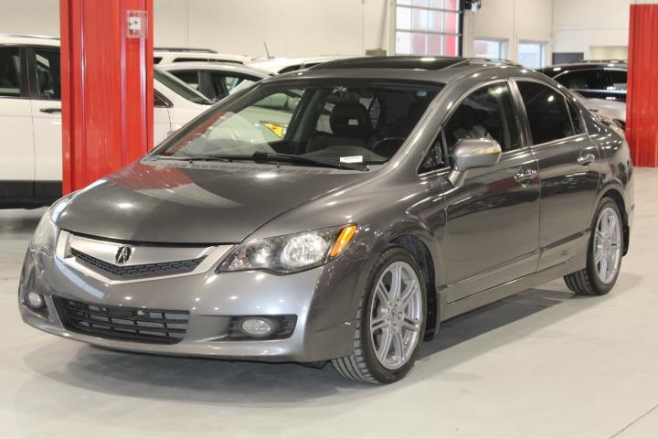 Acura CSX 2009 4D Sedan #0000001248