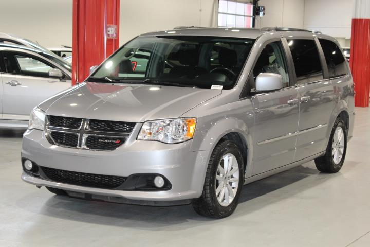 Dodge Grand Caravan 2013 CREW Wagon #0000001283