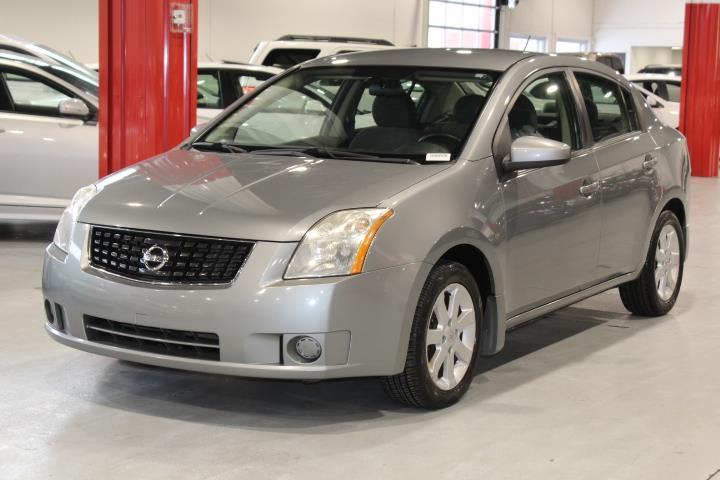 Nissan Sentra 2009 S 4D Sedan #0000001290
