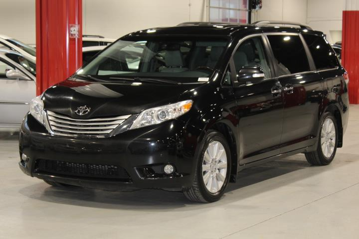 Toyota Sienna 2013 XLE LIMITED 4D Wagon 7 Pa #0000001371