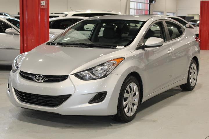 Hyundai Elantra 2013 GL 4D Sedan at #0000001383