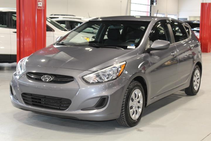 Hyundai Accent 2015 L 5D Hatchback 6sp #0000001401