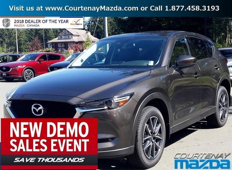 2018 Mazda CX-5 GT AWD at #18CX54428