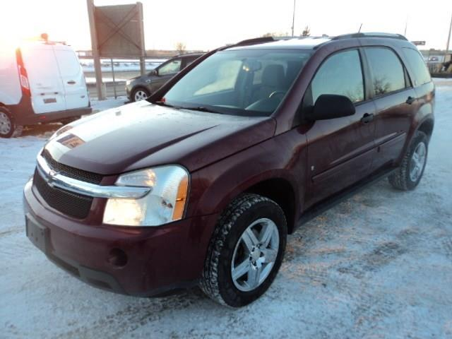 2008 Chevrolet Equinox Canada Edition AWD low kms