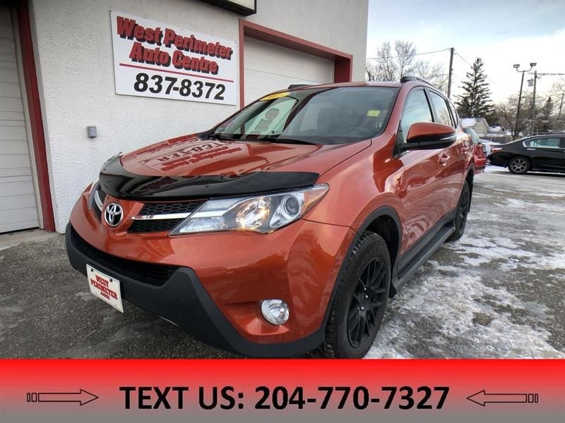 2015 Toyota RAV4 XLE *All Wheel Drive*Sunroof* #5188