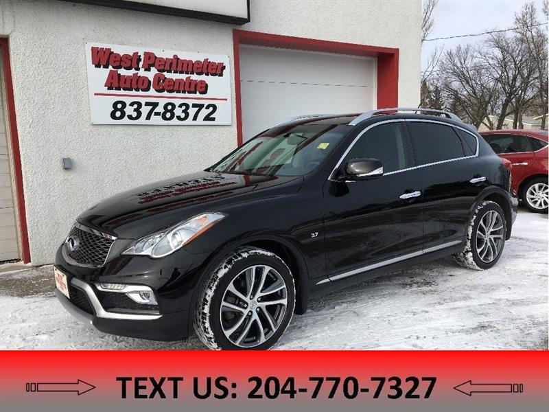 2016 Infiniti Qx50 Base Sunroof Bluetooth HtdLeather BackupCam #LSE 436
