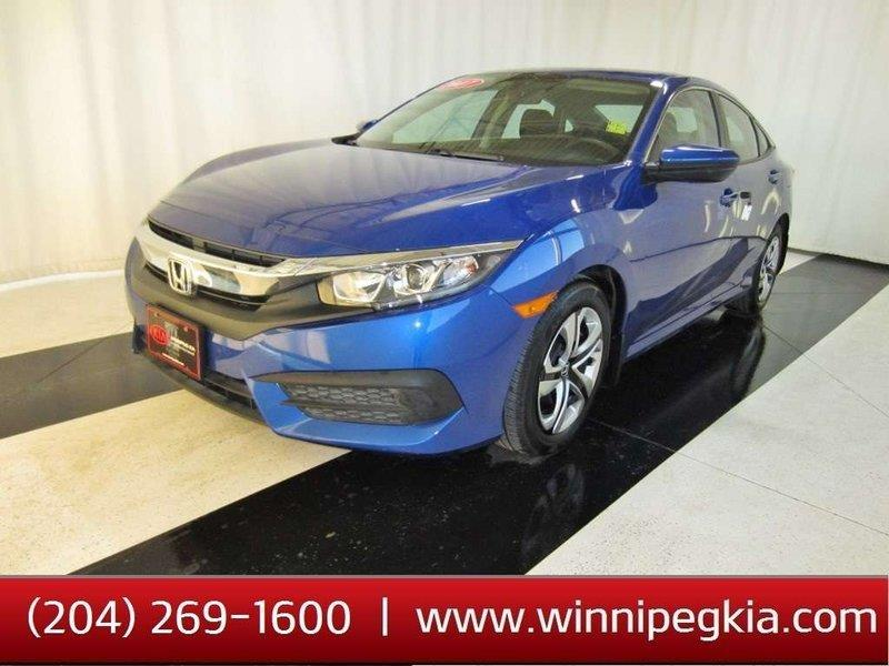 2017 Honda Civic Sedan LX #17HC01501