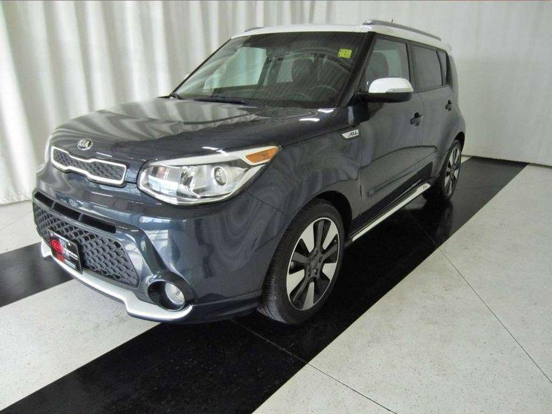 2014 Kia Soul SE - TWO TONE #14KS76147T