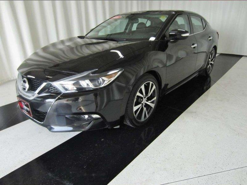 2017 Nissan Maxima SL *Accident Free! Always Owned In Manitoba!* #17NM14762