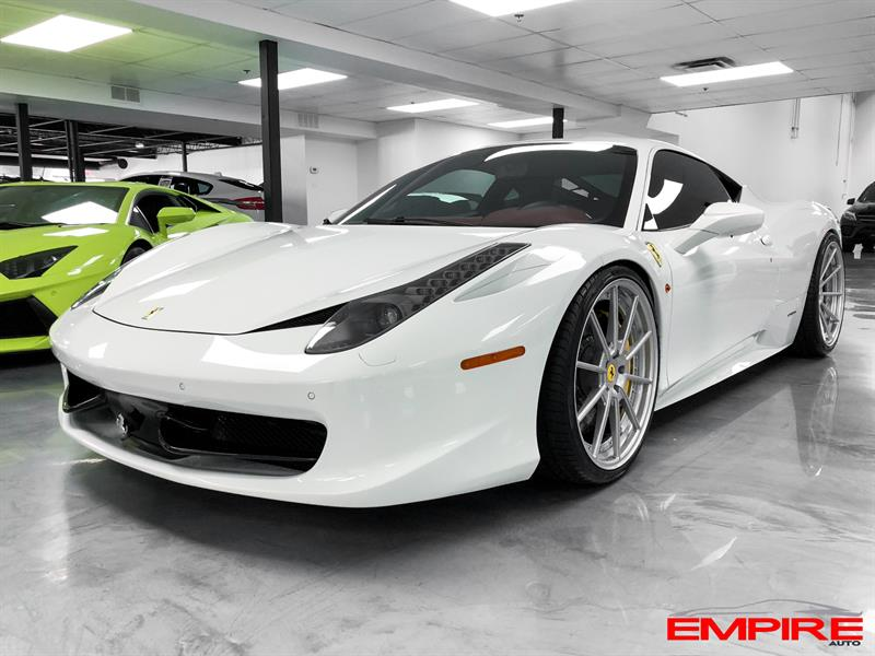 Ferrari 458 Italia 2011 COUPE 4.5 V8 #AM614