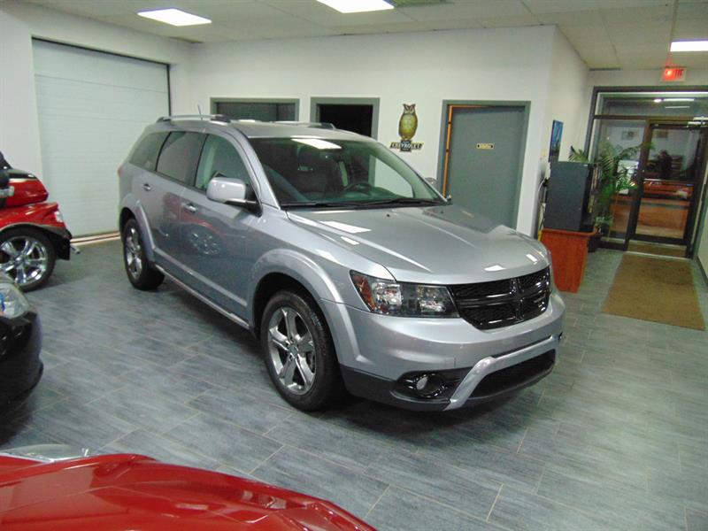 Dodge Journey 2016 CROSSROAD #GT167975