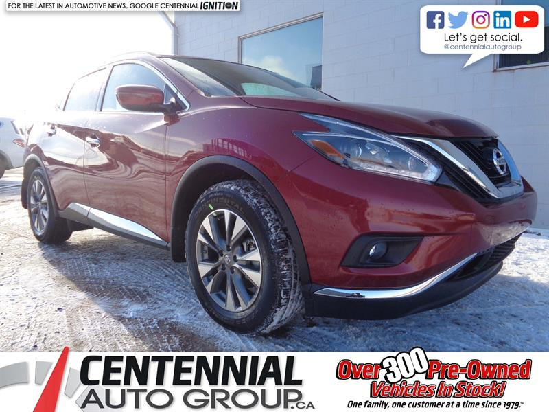 2018 Nissan Murano SV | AWD *CLEAROUT! - SAVE $6,029!* #18-366