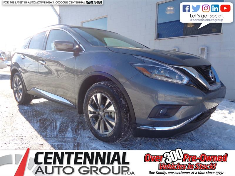 2018 Nissan Murano SV | AWD *CLEAROUT! - SAVE $6,029!* #18-365