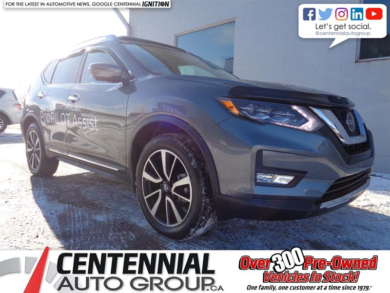 2018 Nissan Rogue SL AWD *CLEAROUT! - SAVE $6,000!* #18-125