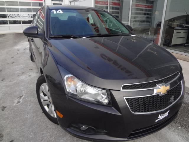 2014 Chevrolet Cruze 4dr Sdn 1LT #J156B