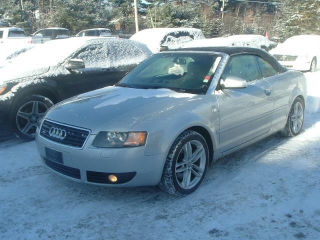 Audi A4 2005 décapotable #5666