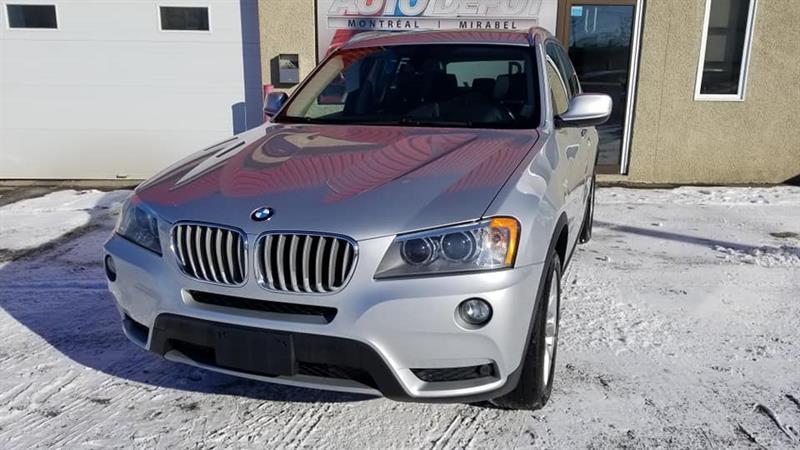 BMW X3 2014 28I, XDRIVE, PREMIUM, TOIT #6062