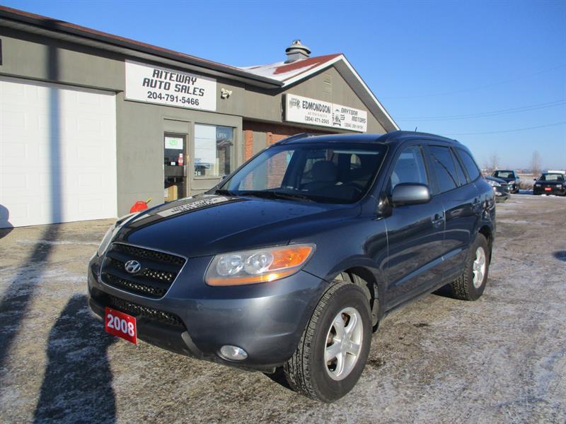 2008 Hyundai Santa Fe GL 5-Pass #1099