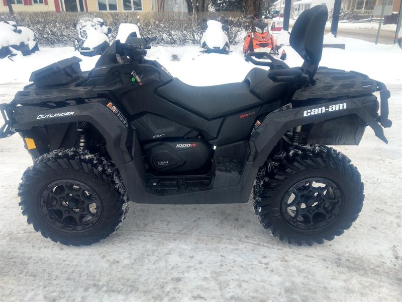Can-am Outlander Max 1000 2017 XT-P #32430STP