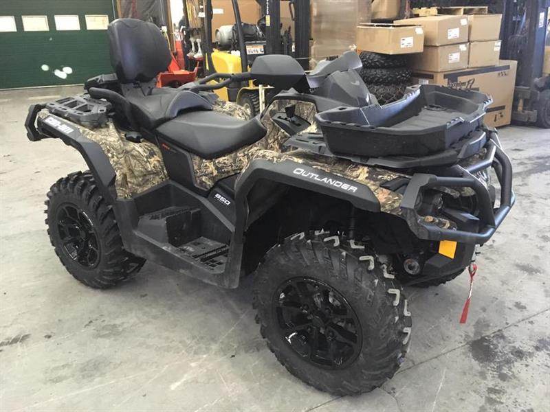 Can-am Outlander Max 850 XT 2018