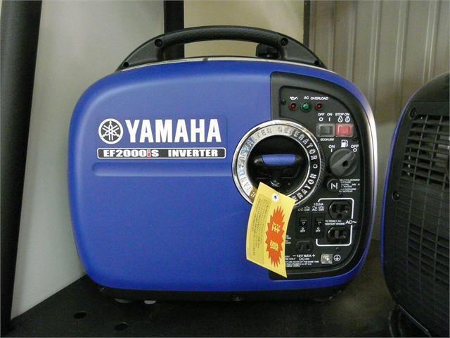 Yamaha EF2000IS 2018